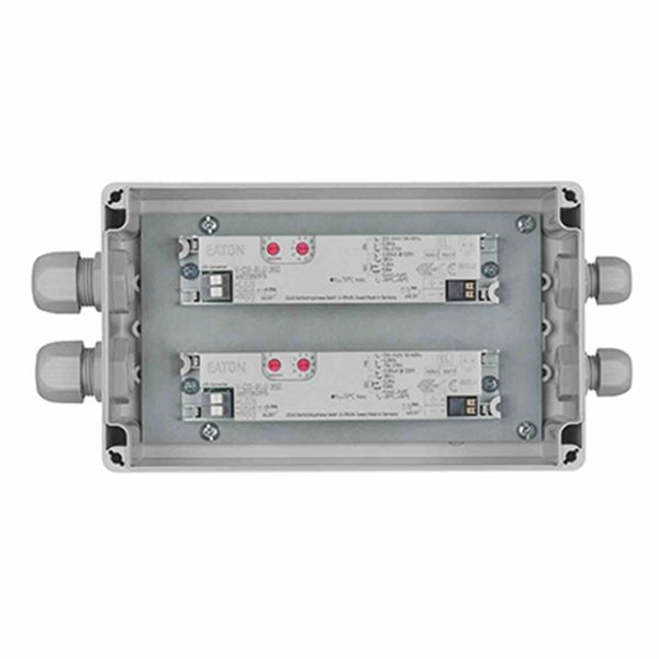 40071355090 IP66 Installation Box Frontal Offen Kopi